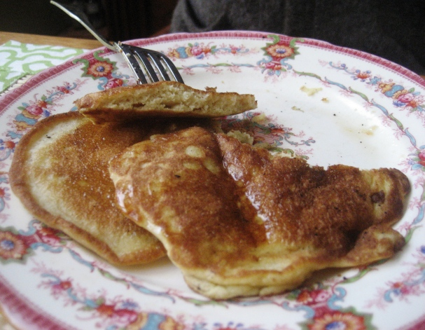 Sweet or Savory Coconut Flour Pancakes | The Candida Diaries
