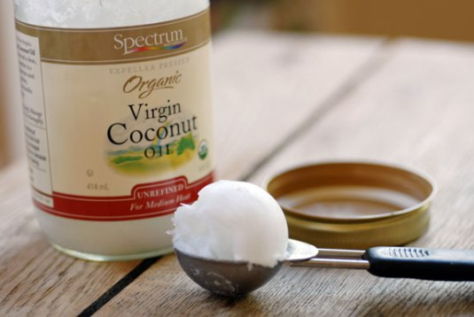 I like Spectrum or Nutiva brand organic coconut oil.