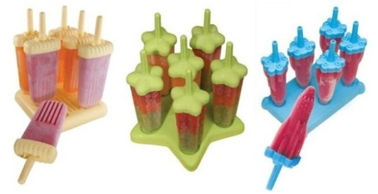 Tovolo brand popsicle molds.
